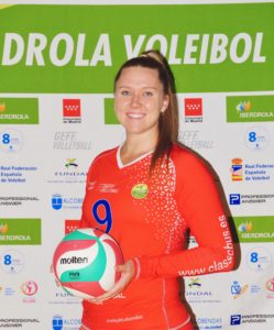 Tess Clark - Vizemeisterin und Pokalsiegerin